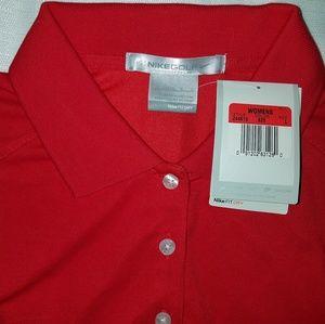 🏌️♀️NIKE women's dri fit golf polo shirt ⛳